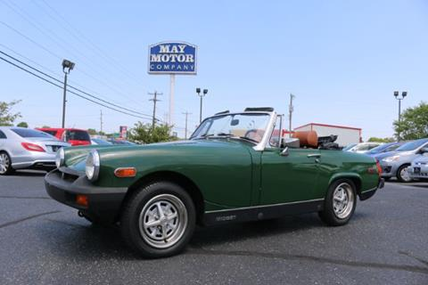 1976 MG Midget for sale in Springfield, MO