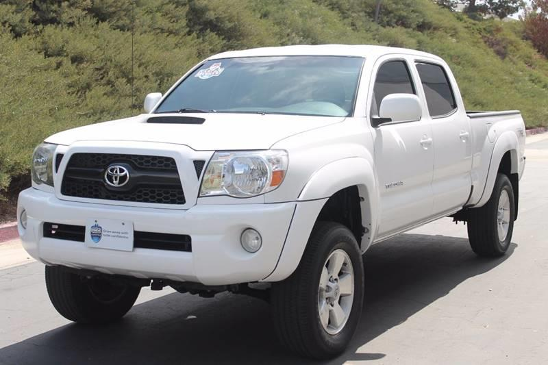2011 toyota tacoma v6 in san diego ca bridgepoint auto group. Black Bedroom Furniture Sets. Home Design Ideas