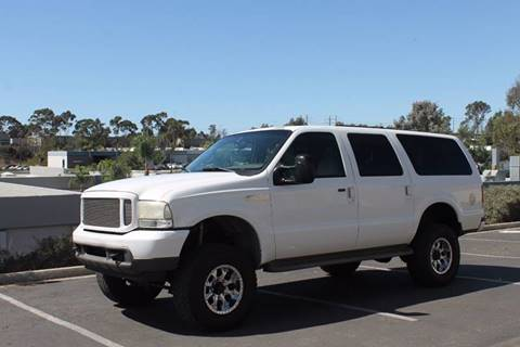 2000 Ford Excursion for sale in San Diego, CA