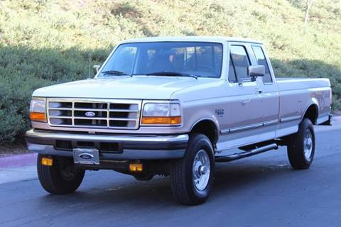 1997 Ford F 250 For Sale In San Diego Ca