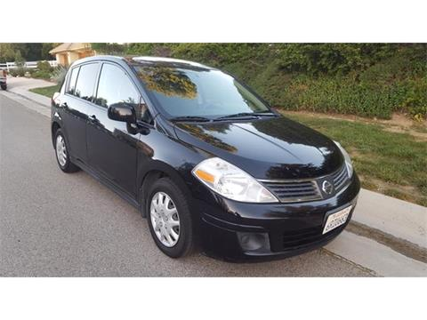 2009 Nissan Versa for sale in Lancaster CA