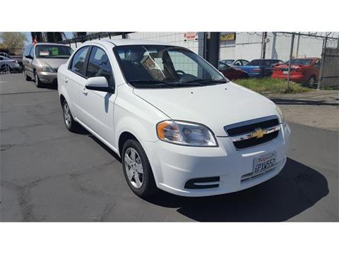 2011 Chevrolet Aveo for sale in Lancaster, CA