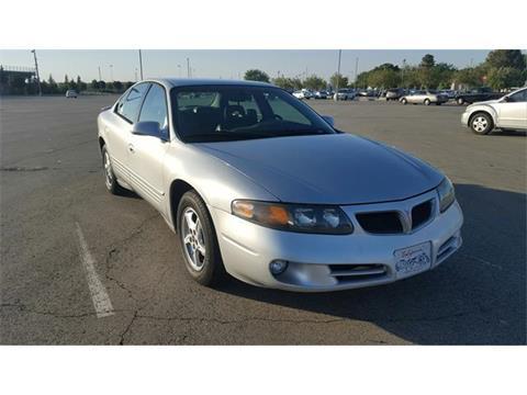 2002 Pontiac Bonneville for sale in Lancaster, CA