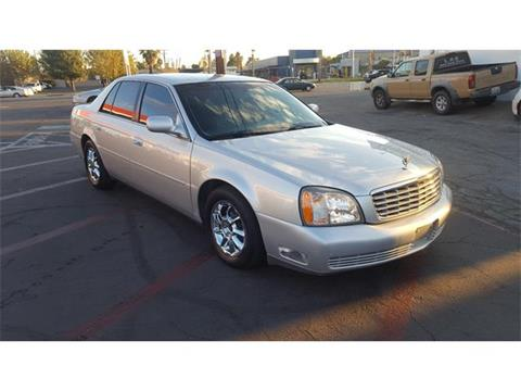 2003 Cadillac DeVille for sale in Lancaster, CA