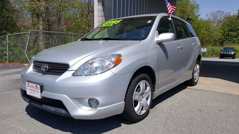 2005 Toyota Matrix for sale at Gia Auto Sales in East Wareham MA