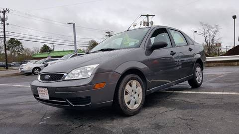 2007 Ford Focus for sale at Gia Auto Sales in East Wareham MA