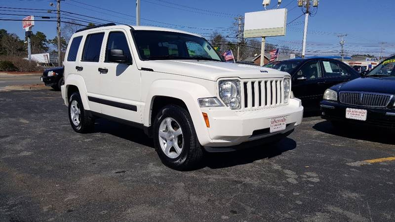 2008 Jeep Liberty For Sale At Gia Auto Sales In East Wareham MA