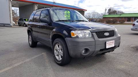 2006 Ford Escape for sale at Gia Auto Sales in East Wareham MA