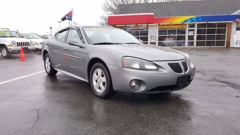 2008 Pontiac Grand Prix for sale at Gia Auto Sales in East Wareham MA