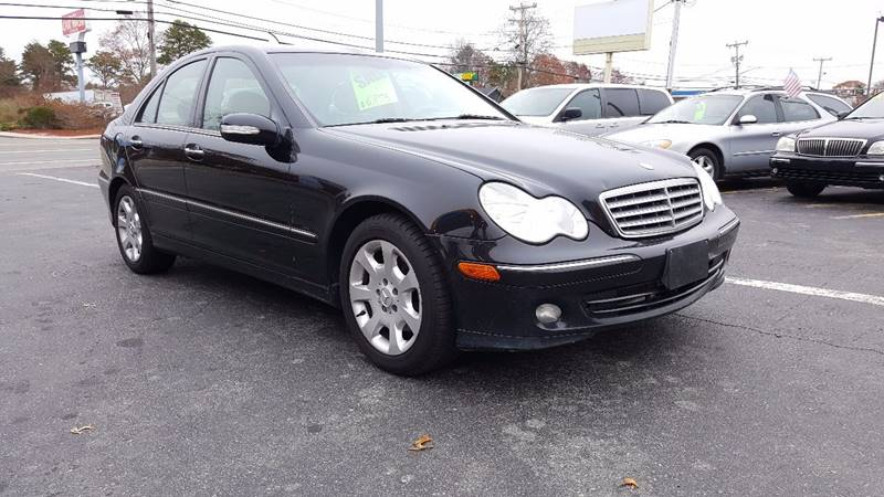 2005 Mercedes Benz C Class For Sale At Gia Auto Sales In East Wareham