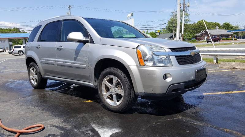 2007 Chevrolet Equinox for sale at Gia Auto Sales in East Wareham MA