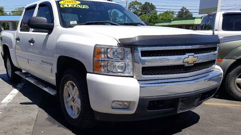 2008 Chevrolet Silverado 1500 for sale at Gia Auto Sales in East Wareham MA