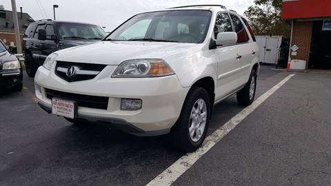2004 Acura MDX for sale at Gia Auto Sales in East Wareham MA