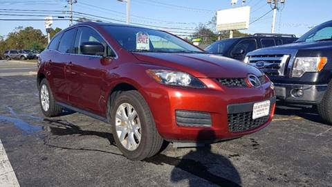 2007 Mazda CX-7 for sale at Gia Auto Sales in East Wareham MA