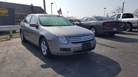 2008 Ford Fusion for sale at Gia Auto Sales in East Wareham MA