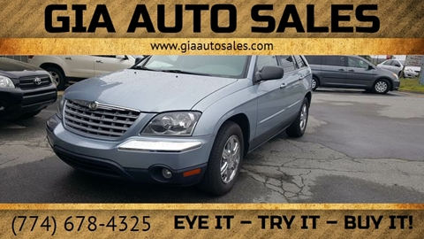 2006 Chrysler Pacifica for sale at Gia Auto Sales in East Wareham MA