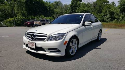 2011 Mercedes-Benz C-Class for sale at Gia Auto Sales in East Wareham MA