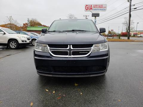 2011 Dodge Journey for sale at Gia Auto Sales in East Wareham MA