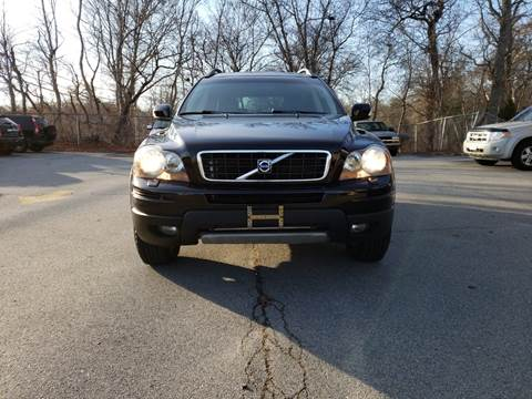 2007 Volvo XC90 for sale at Gia Auto Sales in East Wareham MA