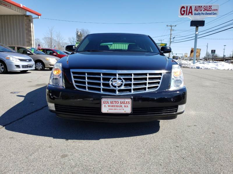 2007 Cadillac DTS for sale at Gia Auto Sales in East Wareham MA