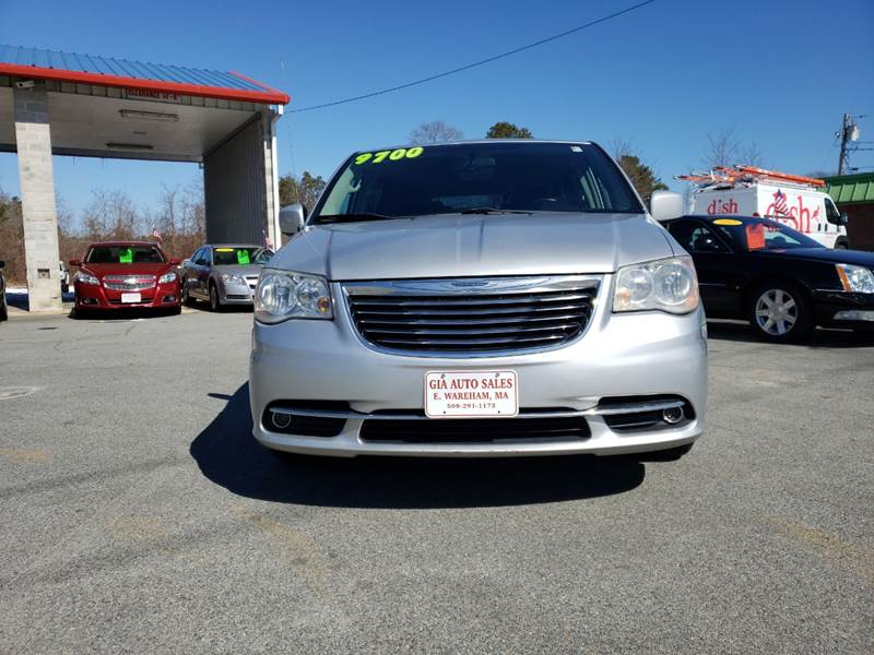 2011 Chrysler Town and Country for sale at Gia Auto Sales in East Wareham MA