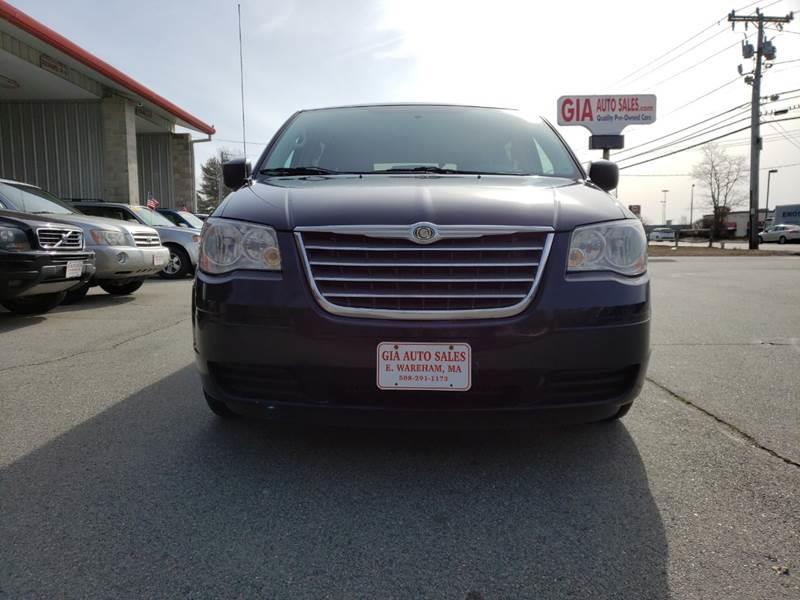 2010 Chrysler Town and Country for sale at Gia Auto Sales in East Wareham MA
