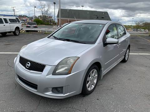2009 Nissan Sentra for sale at Gia Auto Sales in East Wareham MA