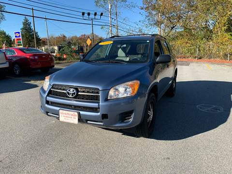 2010 Toyota RAV4 for sale at Gia Auto Sales in East Wareham MA