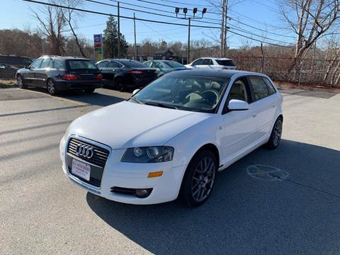 2007 Audi A3 for sale at Gia Auto Sales in East Wareham MA