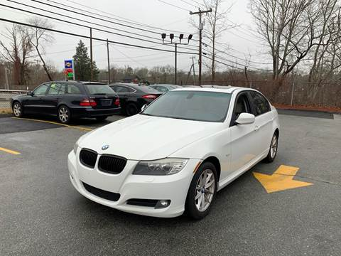 2010 BMW 3 Series for sale at Gia Auto Sales in East Wareham MA