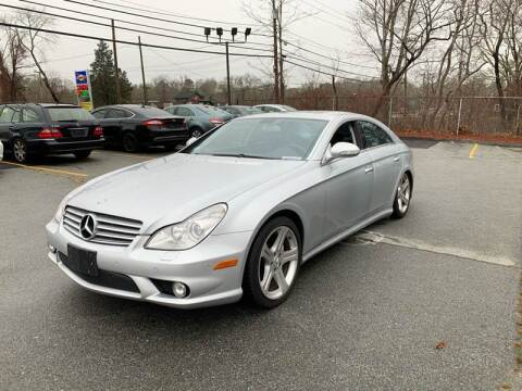 2008 Mercedes-Benz CLS for sale at Gia Auto Sales in East Wareham MA