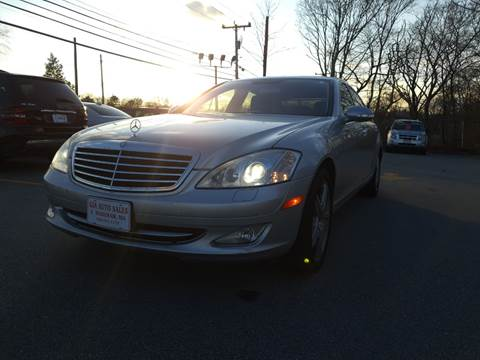 2007 Mercedes-Benz S-Class for sale at Gia Auto Sales in East Wareham MA