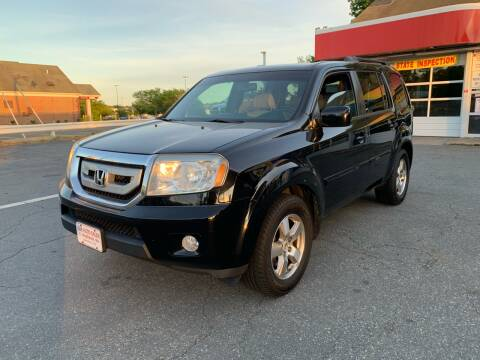 2010 Honda Pilot for sale at Gia Auto Sales in East Wareham MA