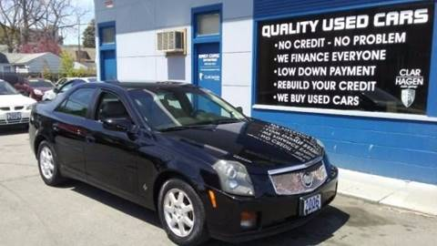 2006 Cadillac CTS for sale at Clar Hagen Auto Group in Rochester NY
