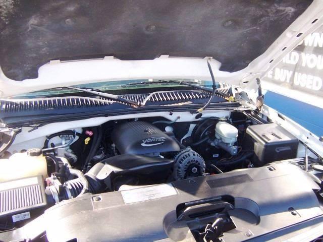 2006 Chevrolet Silverado 1500 for sale at Clar Hagen Auto Group in Rochester NY