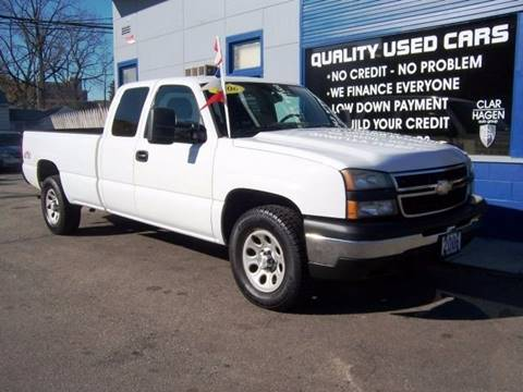 2006 Chevrolet Silverado 1500 for sale at Clar Hagen Auto Group in Rochester NY