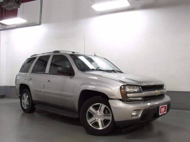 2005 Chevrolet TrailBlazer for sale at Clar Hagen Auto Group in Rochester NY