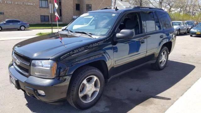 2008 Chevrolet TrailBlazer for sale at Clar Hagen Auto Group in Rochester NY