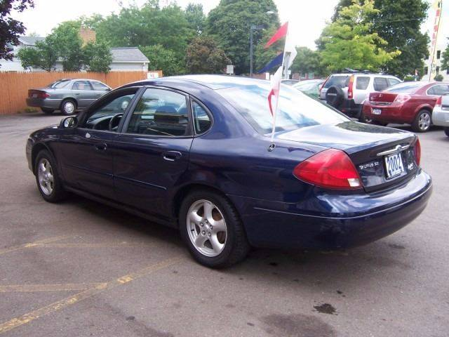 2002 Ford Taurus for sale at Clar Hagen Auto Group in Rochester NY
