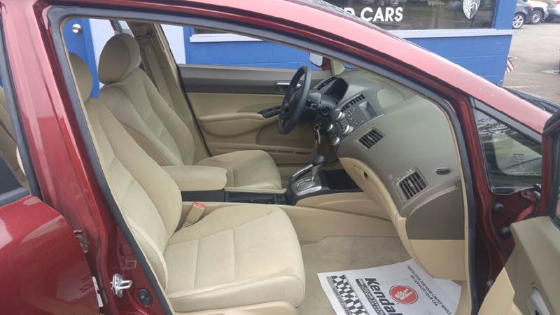 2008 Honda Civic for sale at Clar Hagen Auto Group in Rochester NY