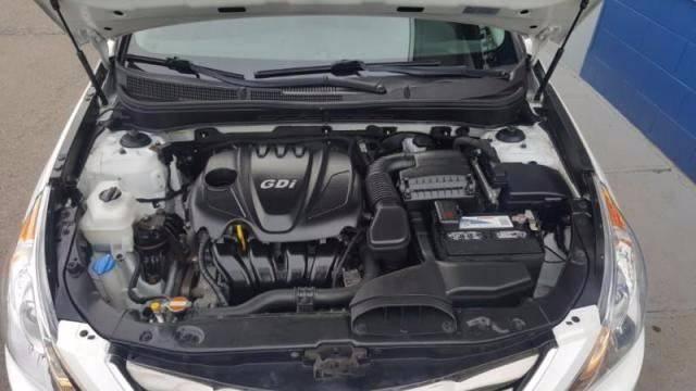 2011 Hyundai Sonata for sale at Clar Hagen Auto Group in Rochester NY