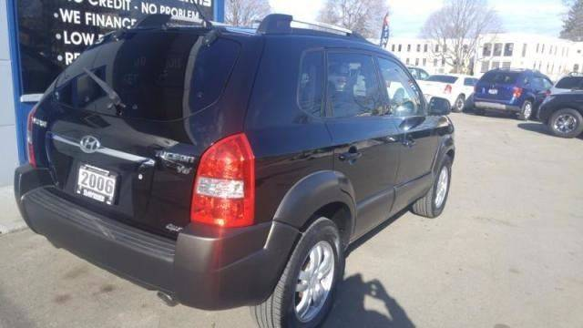 2006 Hyundai Tucson for sale at Clar Hagen Auto Group in Rochester NY