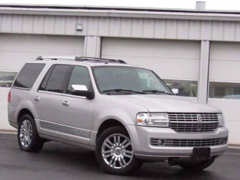 2007 Lincoln Navigator for sale at Clar Hagen Auto Group in Rochester NY