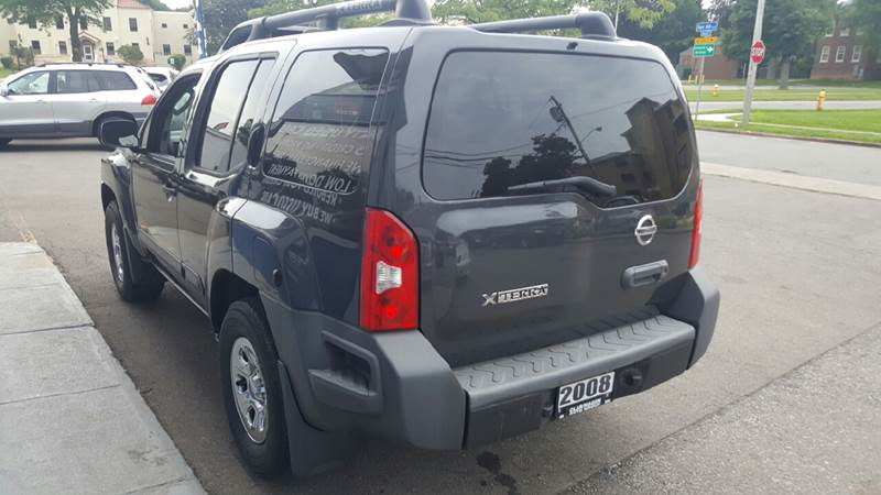 2008 Nissan Xterra for sale at Clar Hagen Auto Group in Rochester NY