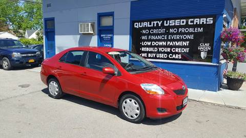 2011 Toyota Yaris for sale at Clar Hagen Auto Group in Rochester NY