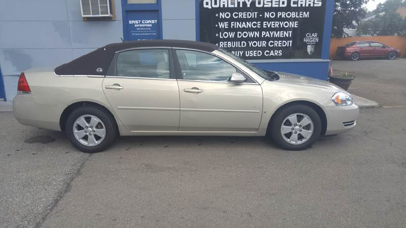 2008 Chevrolet Impala for sale at Clar Hagen Auto Group in Rochester NY