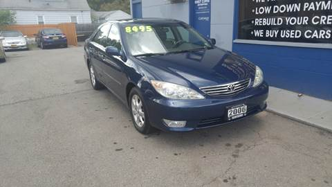2006 Toyota Camry for sale at Clar Hagen Auto Group in Rochester NY