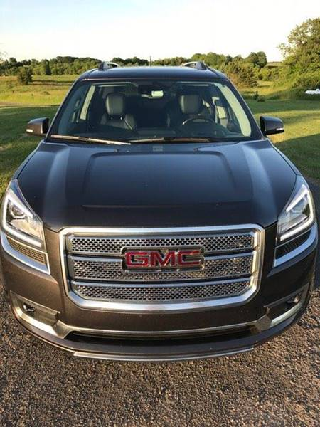 2015 GMC Acadia for sale at Clar Hagen Auto Group in Rochester NY