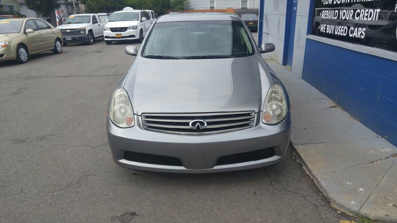2006 Infiniti G35 for sale at Clar Hagen Auto Group in Rochester NY
