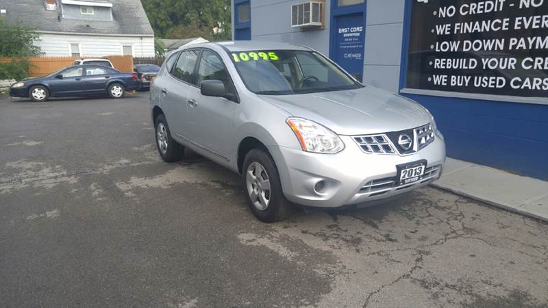 2013 Nissan Rogue for sale at Clar Hagen Auto Group in Rochester NY